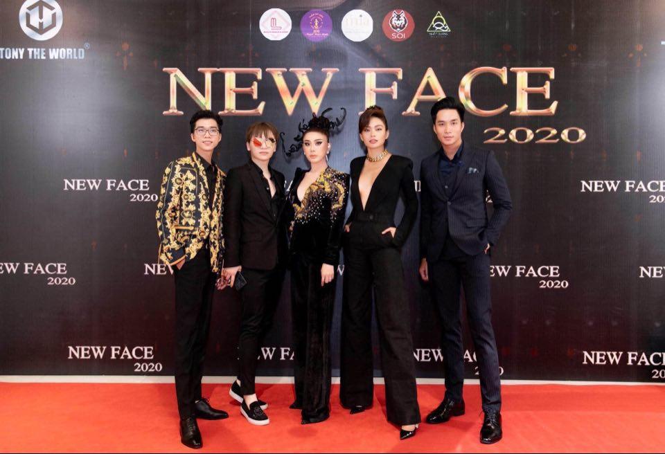 BGK quyền lực của Vòng Casting New Face 2020