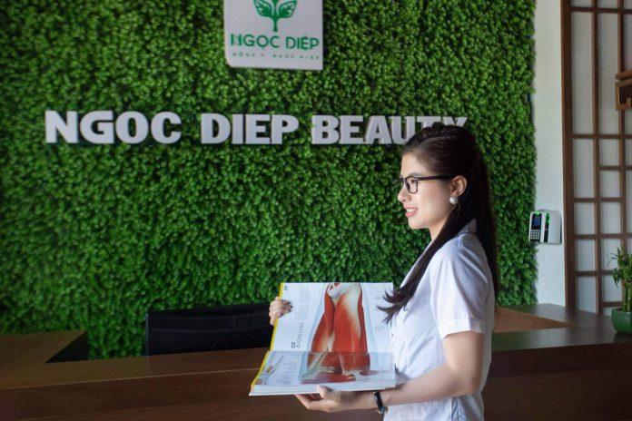 Nữ doanh nhân trẻ Lê Thị Ngọc Diệp