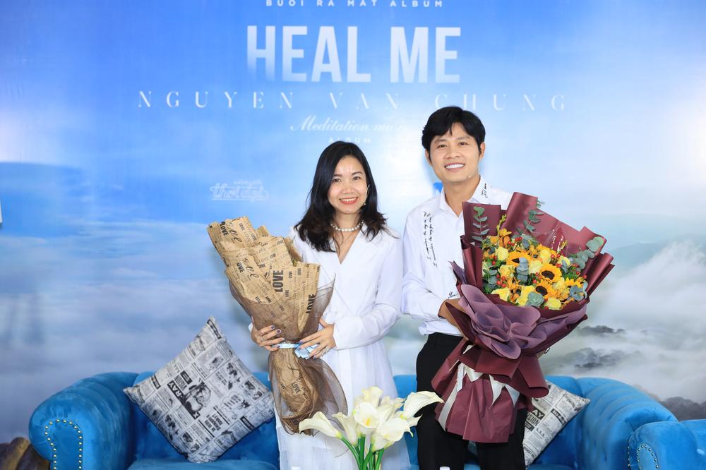 Nhạc sĩ Nguyễn Văn Chung ra mắt liệu trình trị liệu tâm hồn bằng âm nhạc