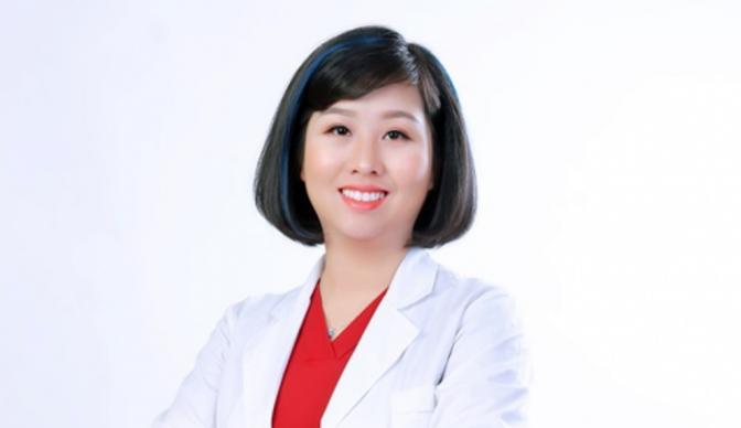 Thạc sĩ - bác sĩ Bùi Phương Mai