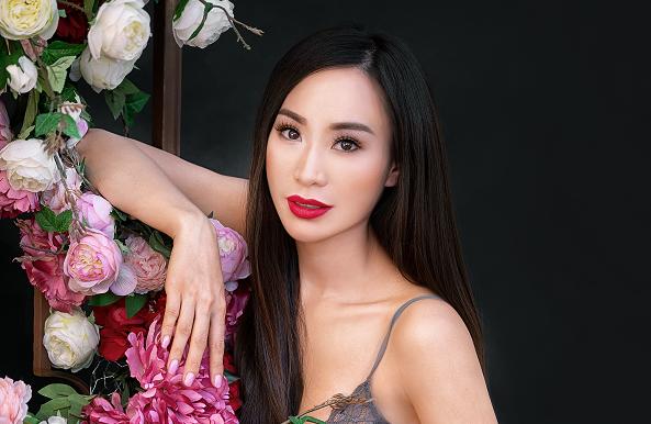 Thần thái của Hoa hậu Phụ nữ Người Việt Thế giới 2018 Trang Lương