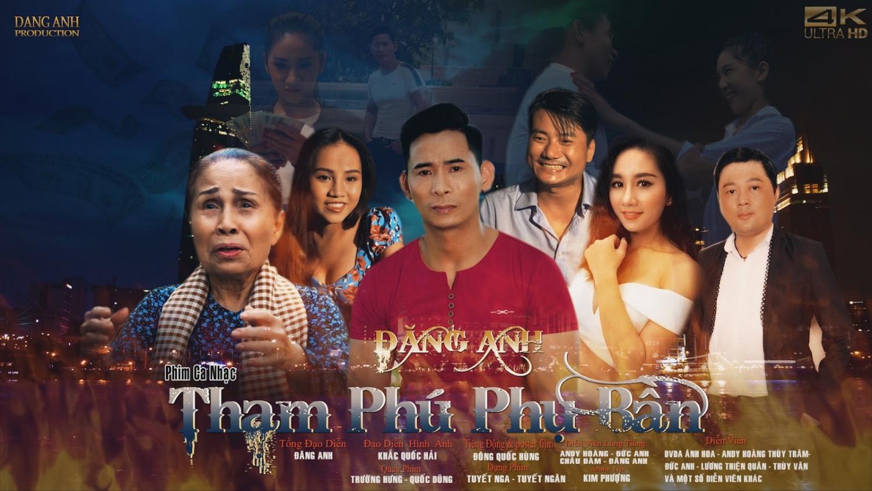 Rơi nước mắt với diễn xuất của cố nghệ sĩ Ánh Hoa trong Tham Phú Phụ Bần