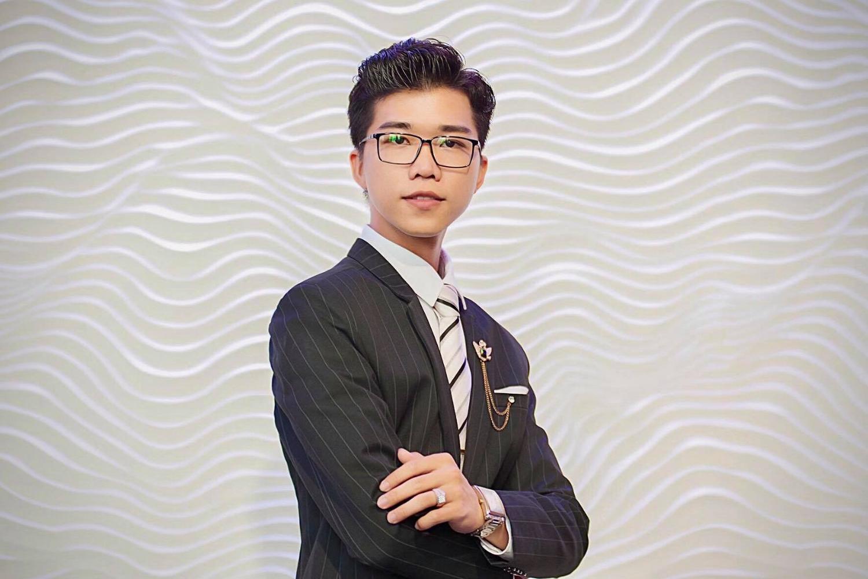 Doanh nhân trẻ Tony Phan