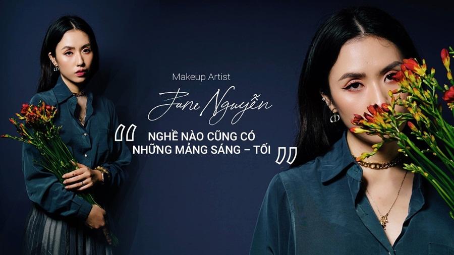 Makeup Artist Jane Nguyễn