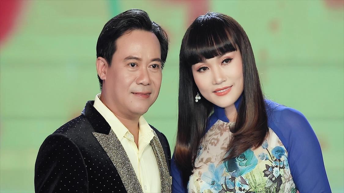 Ca sĩ Vinh Tuấn và Lâm Minh Thảo ra mắt album song ca 'Gửi tháng năm bên nhau'
