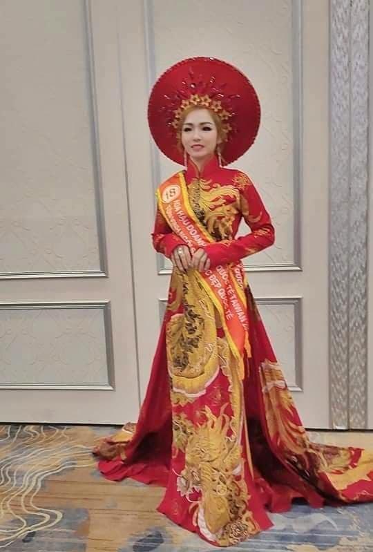 A hau My Linh 2