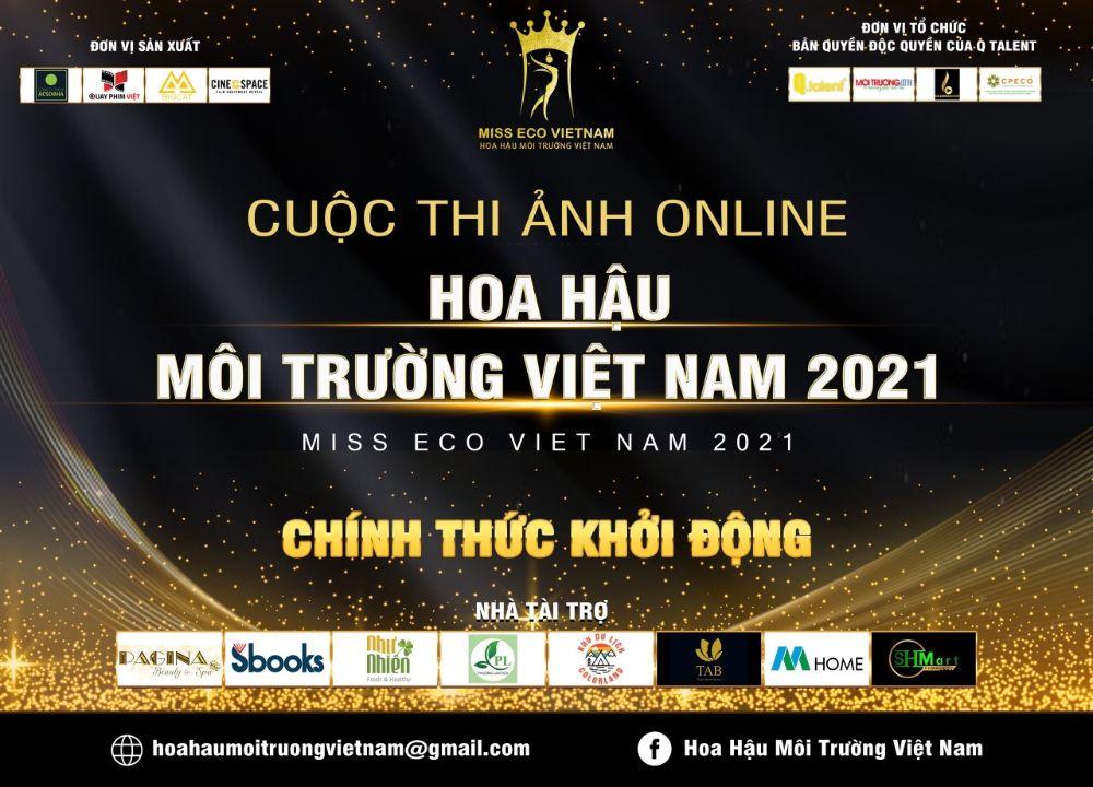 Cuộc thi Hoa hậu Môi trường Việt Nam 2021 khởi động phần thi Ảnh Online