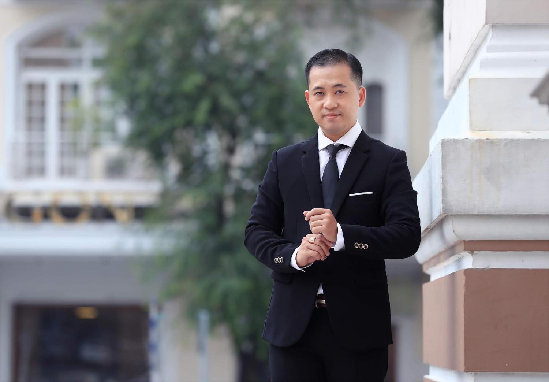 Đạo diễn - biên đạo múa Nguyễn Lê Thanh Hải